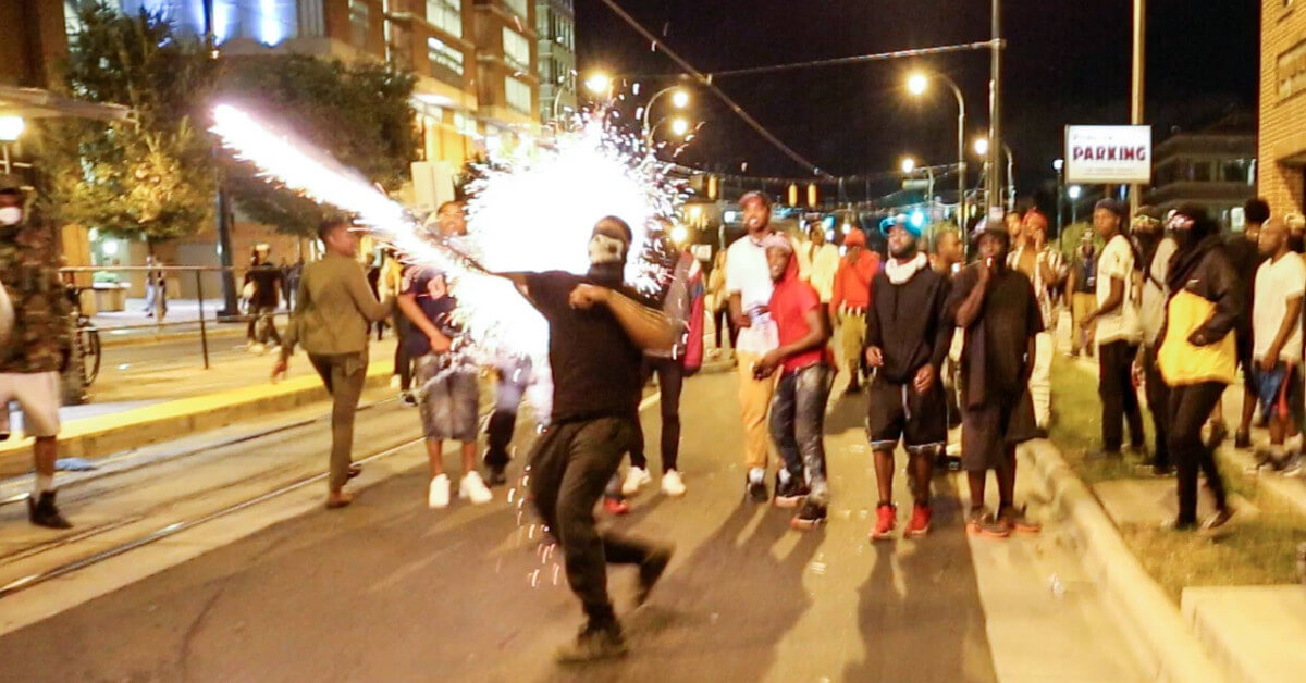 Charlotte riots over Keith Lamont Scott