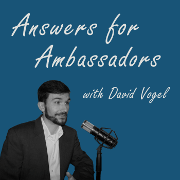 Answers for Ambassadors thumbnail
