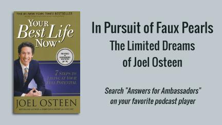 Answers for Ambassadors - Joel Osteen