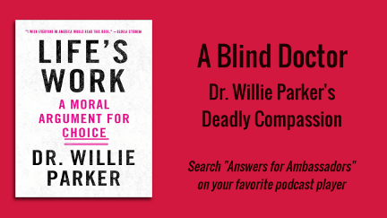 Willie Parker Life's Work podcast